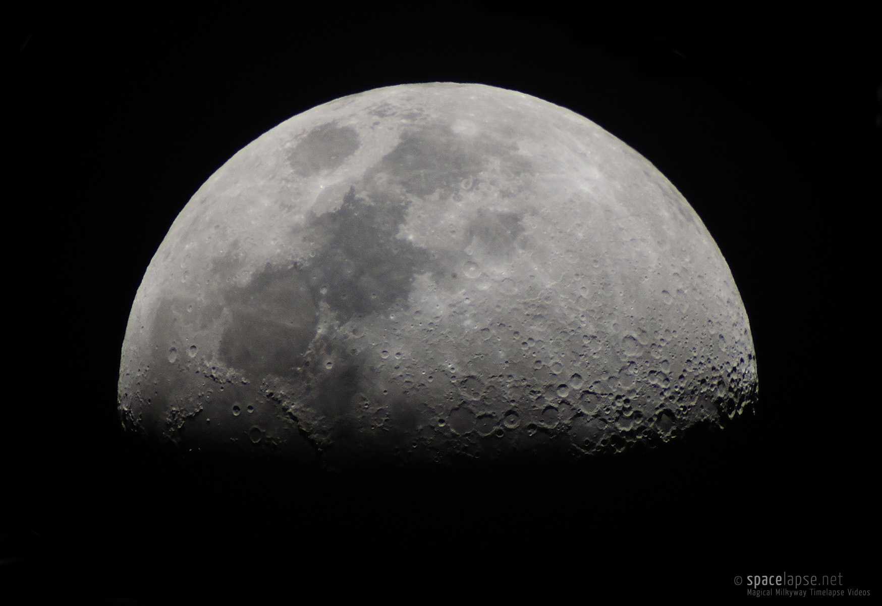 half moon astronomy - photo #26