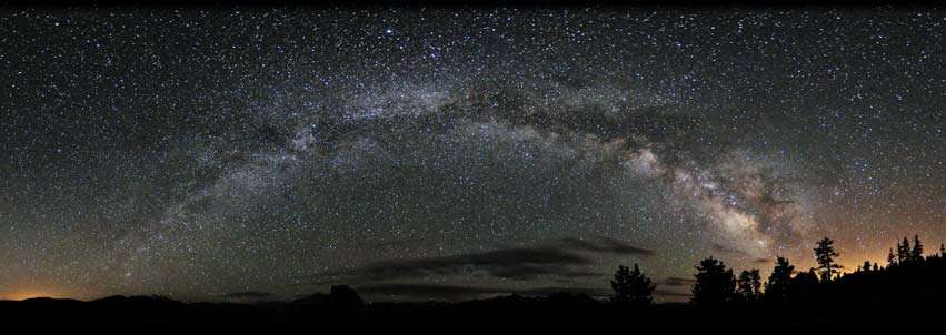 The milkyway