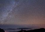 Roque de los Muchachos mit Teleskopen